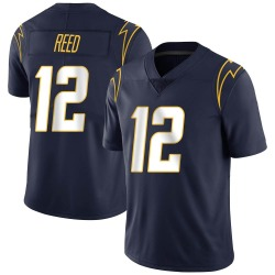 Joe Reed Los Angeles Chargers No.12 Limited Team Color Vapor Untouchable Jersey - Navy