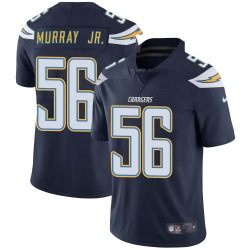 Kenneth Murray Los Angeles Chargers No.56 Limited Team Color Vapor Untouchable Jersey - Navy